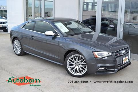 2015 Audi S5 for sale in Countryside, IL