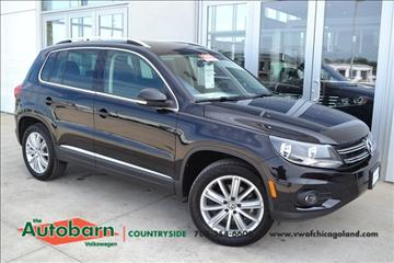 2013 Volkswagen Tiguan for sale in Countryside, IL