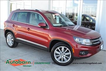 2012 Volkswagen Tiguan for sale in Countryside, IL