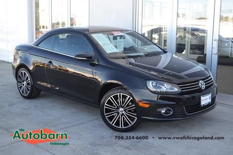 2013 Volkswagen Eos for sale in Countryside, IL