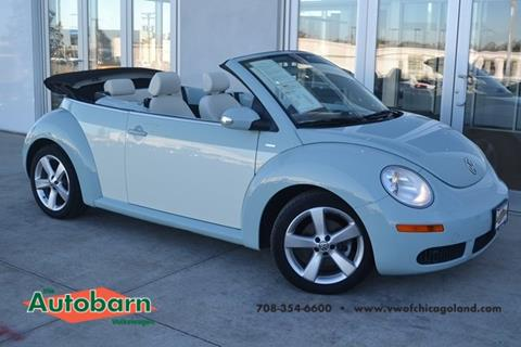 2010 Volkswagen New Beetle for sale in Countryside, IL