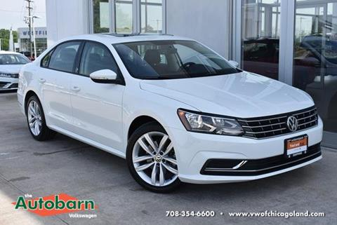 2019 Volkswagen Passat for sale in Countryside, IL