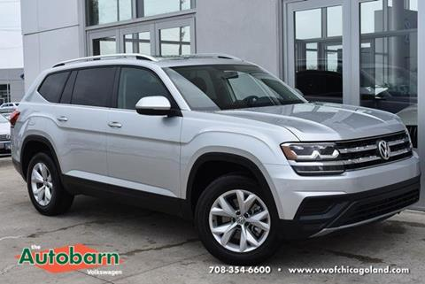 2018 Volkswagen Atlas for sale in Countryside, IL