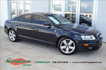 2007 Audi A6 for sale in Countryside, IL