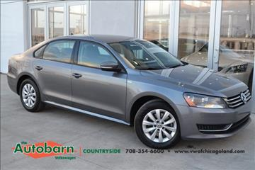 2015 Volkswagen Passat for sale in Countryside, IL