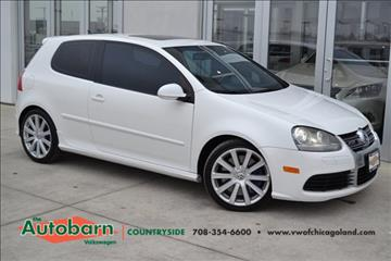 2008 Volkswagen R32 for sale in Countryside, IL