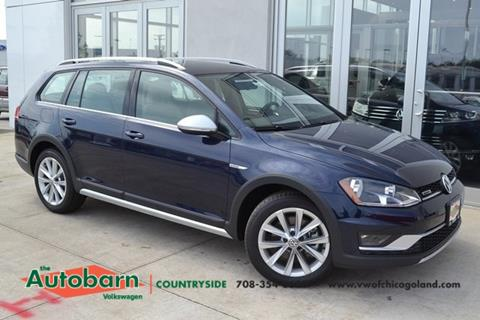 2017 Volkswagen Golf Alltrack for sale in Countryside, IL