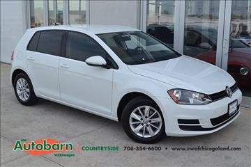 2015 Volkswagen Golf for sale in Countryside, IL