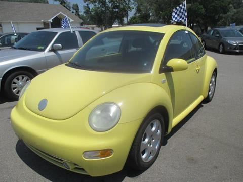 Used 2003 Volkswagen Beetle For Sale in Kansas - Carsforsale.com