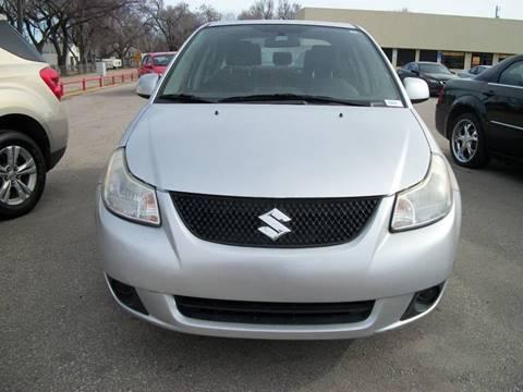 2013 Suzuki SX4 for sale in Wichita, KS
