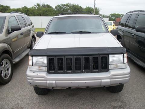 1998 Jeep Grand Cherokee for sale in Wichita, KS