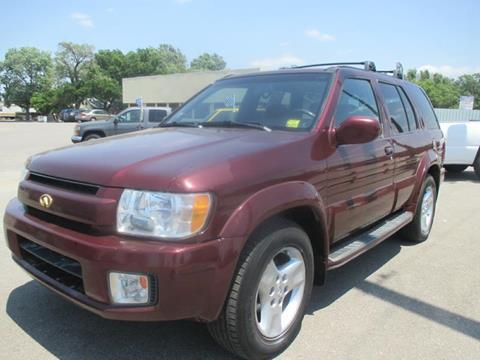 2002 Infiniti QX4 for sale in Wichita, KS