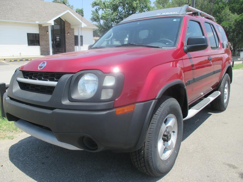 2002 Nissan Xterra XE V6 4WD 4dr SUV   Wichita KS