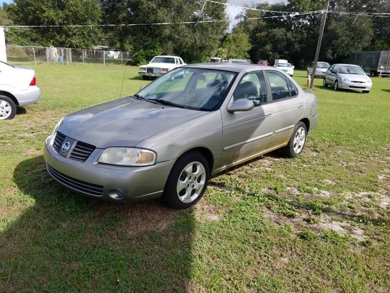 2005 nissan sentra 1 8 s 4dr sedan in mulberry fl massey. Black Bedroom Furniture Sets. Home Design Ideas