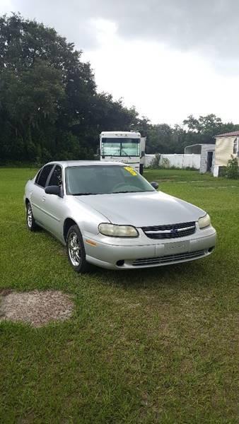 2002 Chevrolet Malibu for sale in Mulberry, FL