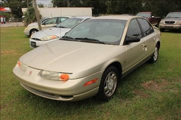 2001 Saturn S-Series for sale in Mulberry, FL