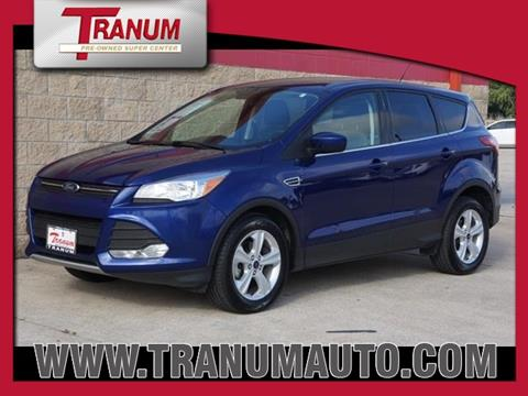 2016 Ford Escape for sale in Temple, TX