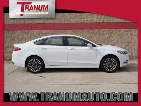 2017 Ford Fusion for sale in Temple, TX
