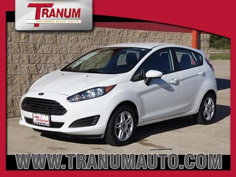 2017 Ford Fiesta for sale in Temple, TX