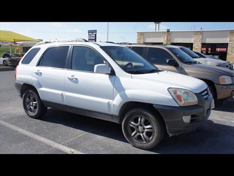 2005 Kia Sportage for sale in Temple, TX