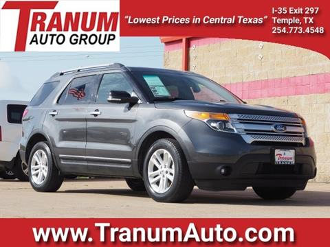 Used Cars Temple Tx >> Tranum Auto Group Used Cars Temple Tx Dealer