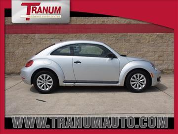2016 Volkswagen Beetle for sale in Temple, TX