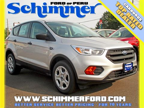 2017 Ford Escape for sale in Peru, IL