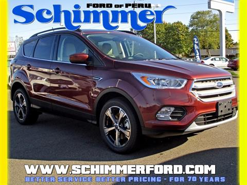 2018 Ford Escape for sale in Peru, IL