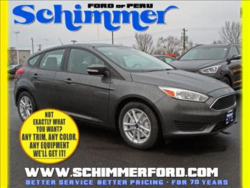 2017 Ford Focus for sale in Peru, IL