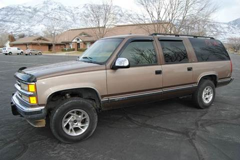1994 Chevrolet Suburban for sale in Pleasant Grove, UT