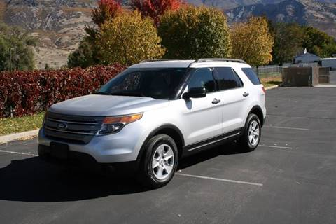 2011 Ford Explorer for sale in Pleasant Grove, UT