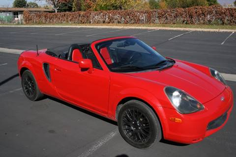 2001 Toyota MR2 Spyder for sale in Pleasant Grove, UT