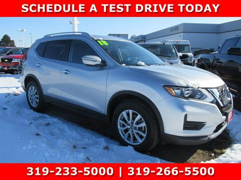2018 Nissan Rogue for sale in Cedar Falls, IA