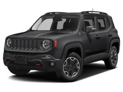 2018 Jeep Renegade for sale in Cedar Falls, IA