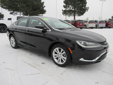 2015 Chrysler 200 for sale in Cedar Falls, IA