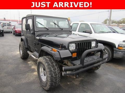 1995 Jeep Wrangler for sale in Cedar Falls, IA