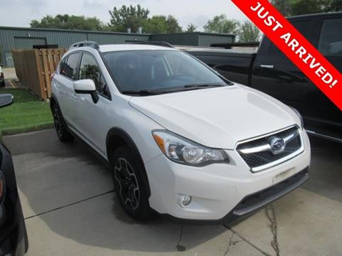 2015 Subaru XV Crosstrek for sale in Cedar Falls, IA