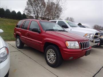 2002 Jeep Grand Cherokee for sale in Cedar Falls, IA