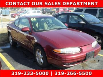 2001 Oldsmobile Alero for sale in Cedar Falls, IA