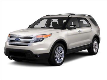 2013 Ford Explorer for sale in Cedar Falls, IA
