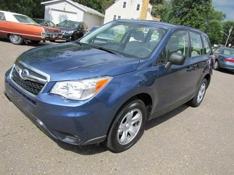2014 Subaru Forester for sale in Oakdale, MN