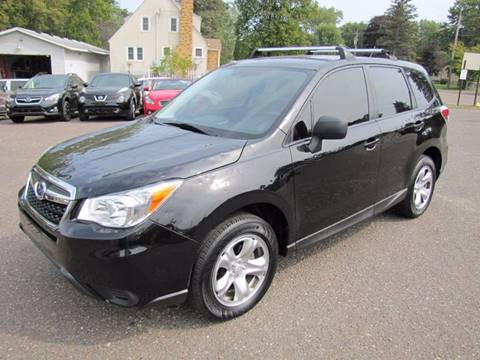 2014 Subaru Forester for sale in Oakdale, MN