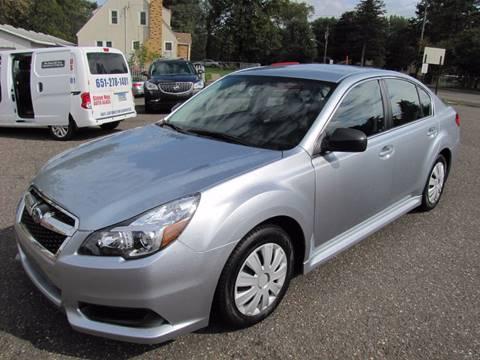 2013 Subaru Legacy for sale in Oakdale, MN