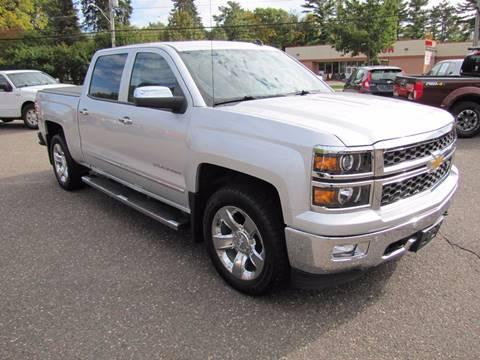 2014 Chevrolet Silverado 1500 for sale in Oakdale, MN