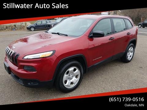 2014 Jeep Cherokee for sale in Oakdale, MN
