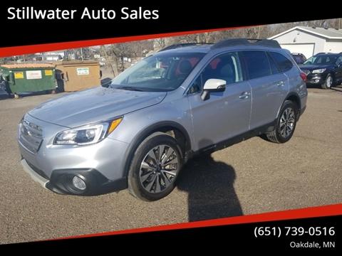 2015 Subaru Outback for sale in Oakdale, MN