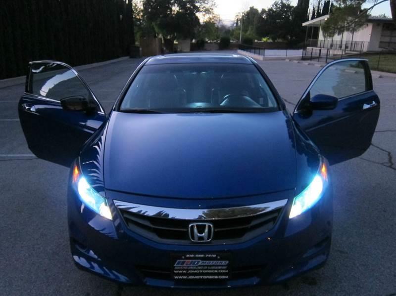 2011 Honda Accord for sale at JD MOTORS in Tujunga CA