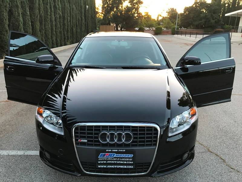 2008 Audi A4 for sale at JD MOTORS in Tujunga CA