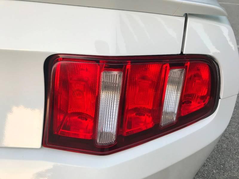2012 Ford Mustang for sale at JD MOTORS in Tujunga CA