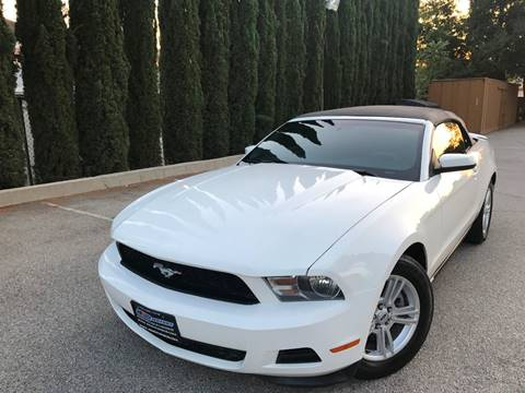 2012 Ford Mustang For Sale - Carsforsale.com